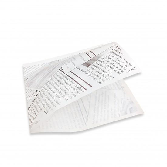 Laminating News L-shaped bag 19x19cm  5000pcs