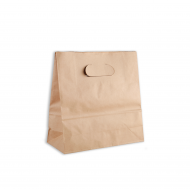100G cowhide paper bag  carton