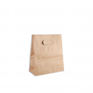 80G cowhide paper bag  carton