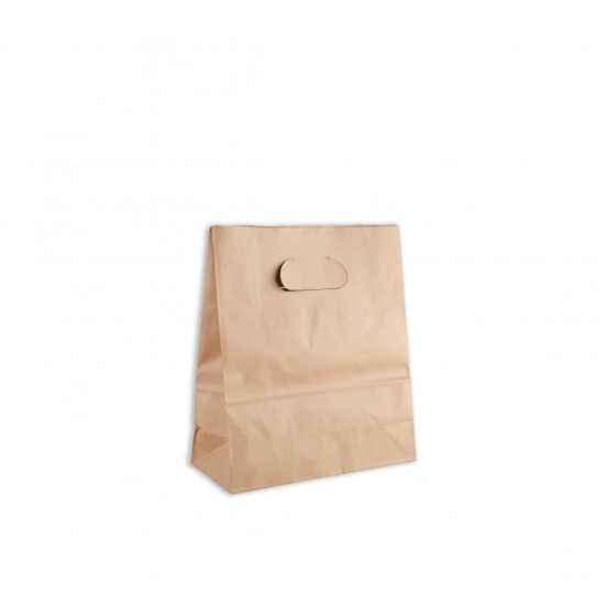 80G cowhide paper bag  carton