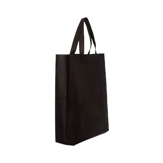 Pre-order | Hot-pressed non-woven straight bag with bottom and side-No. M