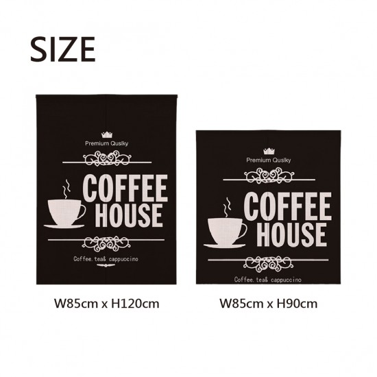 Pre-order curtains | COFFEE HOUSE | Fabric curtains
