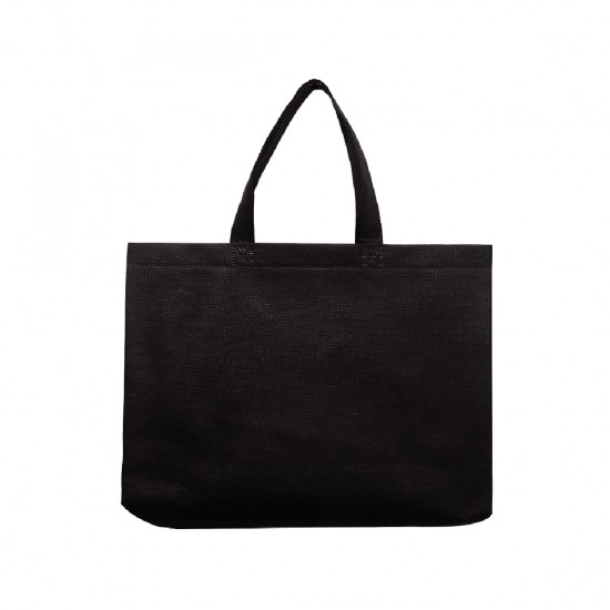 Pre-order | Hot-pressed non-woven horizontal bag with bottom and sides-size S