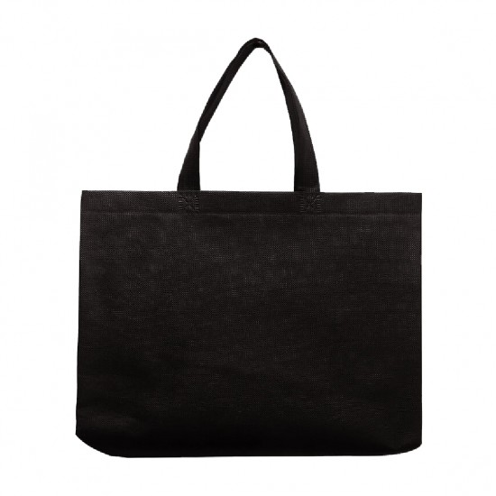 Pre-order | Hot-pressed non-woven horizontal bag with bottom and sides-size M