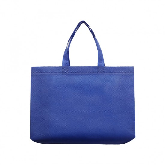Pre-order | Hot-pressed non-woven horizontal bag with bottom and sides-size L