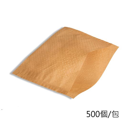 透氣孔紅豆餅紙袋|500個/包
