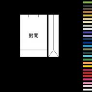 2K paper bag | 24 color paper rope | 500 minimum order