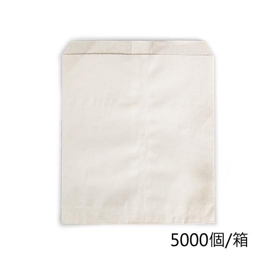 白色防油紙平袋/箱