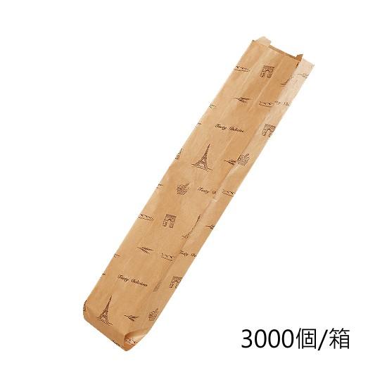 牛皮紙法國麵包袋 / 箱