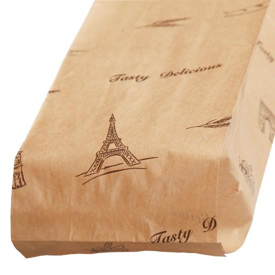 Kraft French Bread Bag 3000pcs