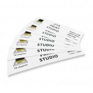 Super Sticky Sticker | 500 Minimum Order